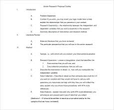 Style Term Paper Template Fresh Research Outline Templates