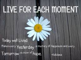 Quotes About Living Life In The Moment Gorgeous 48 Awesome Picture Quotes About Life Brain Health Personal