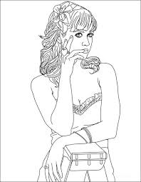 Katy Perry Coloring Pages Katy Perry Coloring Book Stories