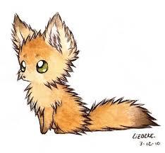 fennec fox drawing. Fine Fox Fluffy Fennec Fox By Liedeke On DeviantArt Intended Fennec Fox Drawing E