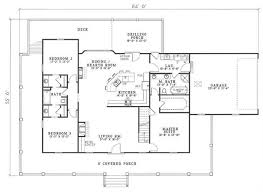 Caldean Country Ranch Home Plan 062D0041  House Plans And MoreCountry Floor Plans