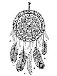 Small Picture Hippie dream catcher coloring pages ColoringStar