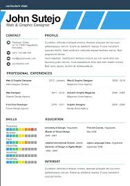 One Page Resume Example Best Single Page Resume Template Free – Armni.co