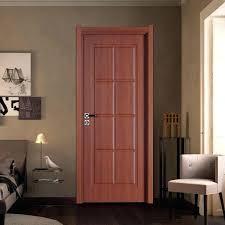 bedroom door design modern designs in wood decorating