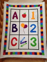 Applique Baby Quilt Patterns Magnificent Inspiration Ideas