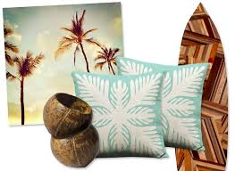 Small Picture Surfs Up The Hawaii Home Decor Trend Heats Up InStylecom