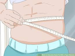 Body Fat Conversion Chart How To Calculate Body Fat With A Tape Measure 14 Steps