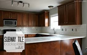 Cost To Replace Kitchen Cabinets Inspirations Also Backsplash Costco Duo  Ventures Makeover Subway Gallery Including Pi