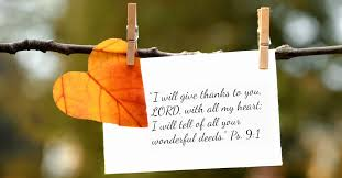 Thanksgiving Quotes In The Bible Gorgeous The Power Of Gratitude 48 Verses Of Thanks To God Debbie McDaniel
