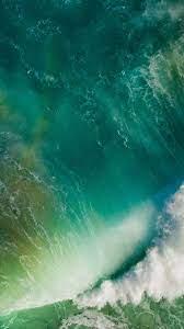 Green Ocean Wallpapers - Top Free Green ...