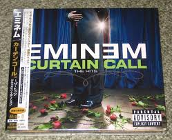 eminem curtain call the hits delux ed