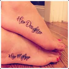Best Tattoo Quotes Inspiration 48 Truly Touching Mother Daughter Tattoo Designs