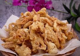 Jamur crispy atau jamur goreng tepung menjadi salah satu camilan yang sangat digemari saat ini. Resep Jamur Crispy
