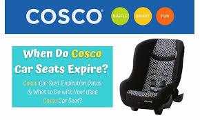 cosco car seat expiration dates what