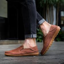 Casual Shoes <b>Summer Men Breathable</b> Loafer Driving Loafers ...