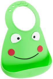 <b>Make My Day Нагрудник</b> Baby Bib Frog — купить в интернет ...