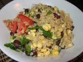 aztecan quinoa salad