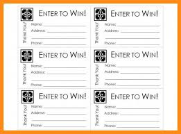 12 13 Raffle Sign Template Lascazuelasphilly Com