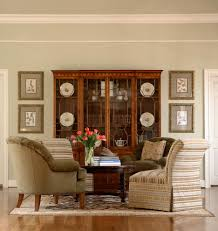 Living Room China Cabinet China Cabinet Display Living Room Traditional With Accent Chair