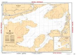 Great Bear Lake By Canadian Hydrographic Service Nautical