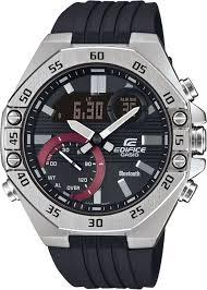 Наручные <b>часы Casio</b> Edifice <b>ECB</b>-<b>10P</b>-<b>1AEF</b> — купить в ...