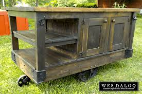 Rustic kitchen island ideas Easy Diy Distressed Dark Wood Modern Rustic Kitchen Island Cart Large Kitchen Regarding Rustic Kitchen Island Cart With Tejaratebartar Design Distressed Dark Wood Modern Rustic Kitchen Island Cart Large Kitchen