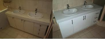 bathroom cabinet refacing before and after. Bathroom Cabinet Resurfacing Specialists In Kitchen And Refacing Cost . Before After C