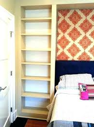 bedroom wall coverings temporary bookcase before orange linen wallpaper installation uk full size