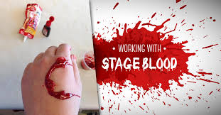 Working With Working Stage Blood With