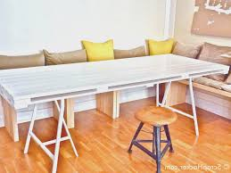amusing making a dining table from an old door and make dining table cubby house