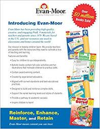 At Home Tutor Math Grade K Evan Moor Educational