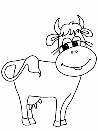 Small Picture Special Cow Coloring Pages Cool Gallery Colori 1352 Unknown