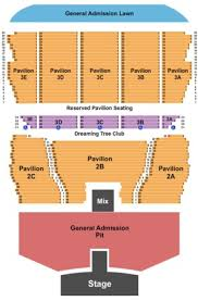 Bank Of New Hampshire Pavilion Tickets In Gilford New