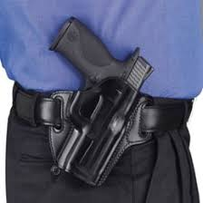 Galco Concealable Left Handed Belt Holster Fits Glock 26