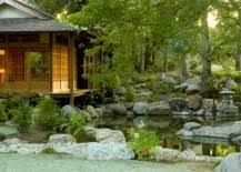 Japanese Garden Backyard Landscape Design By Leeu0027s Oriental Japanese Backyard Garden