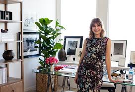 office interior magazine. A Dream Office For Glamour Magazine\u0027s L.A. Editor Interior Magazine