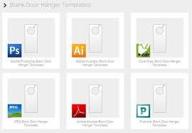 door hangers templates. Blank-door-hanger-templates Door Hangers Templates