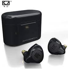 Tai Nghe True Wireless Knowledge Zenith KZ S2- Hàng Chính Hãng | Bright  Store