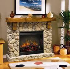 image of ventless gas corner fireplace