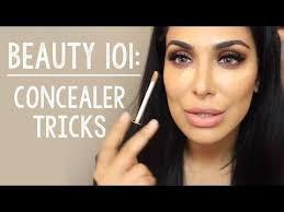13 34 beauty 101 concealer dark circles acne eye bags كيفي ة إخفاء الهالات