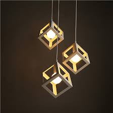 pendant lighting kitchen square lights black iron pendant light square lamp simple lights kitchen lighting