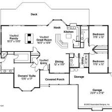 rancher house plans. Ranch House Floor Plans Bedroom Plan Style With Open . Basement Rancher M