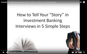 Investment Banking Cover Letter Template Tutorial