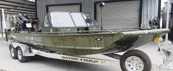delta special factory authorized dealer for gator trax boats pro