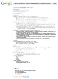 image credit businessinsidercom cv format resume