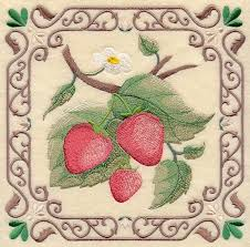 kitchen tiles with fruit design. strawberry fruit tile from emblibrary.com kitchen tiles with design d