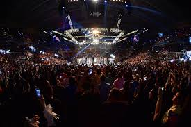 report ufc s late 2017 schedule includes ppv in detroit return to msg in november