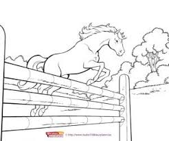 Kleur Met Kleurplaat 4 Big En Betsy Kleurplaat Paard Regenboog