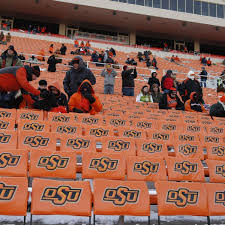 Boone Pickens Stadium Capacity To Shrink Seats To Widen In