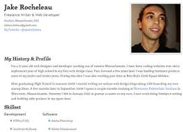 Html Resume 25 Free Html Resume Templates For Your Successful Online Job